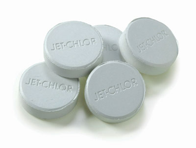 Jet Chlor Tablets